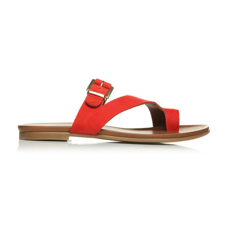 Moda in Pelle Nerissa Coral Low Casual Sandals