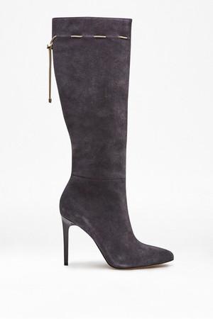 Monika Knee High Boots - Mercury Mist
