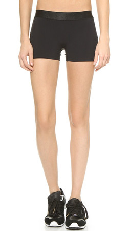 Monreal London Booty Boost Shorts - Black