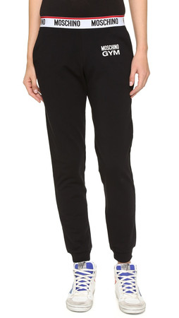 Moschino Moschino Gym Sweatpants - Black