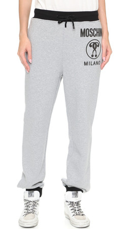 Moschino Sweatpant Trousers - Grey