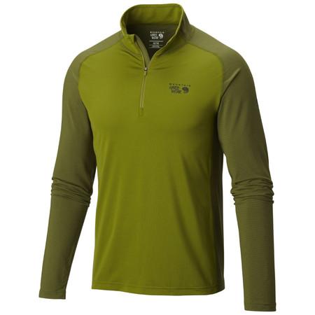 "Mountain Hardwear Buttermanâ""¢ 1/2 Zip - Medium Green"