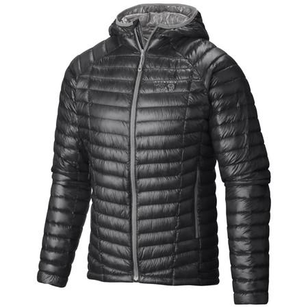 """Mountain Hardwear Ghost Whispererâ""""¢ Hooded Down Jacket ( Grey)"""