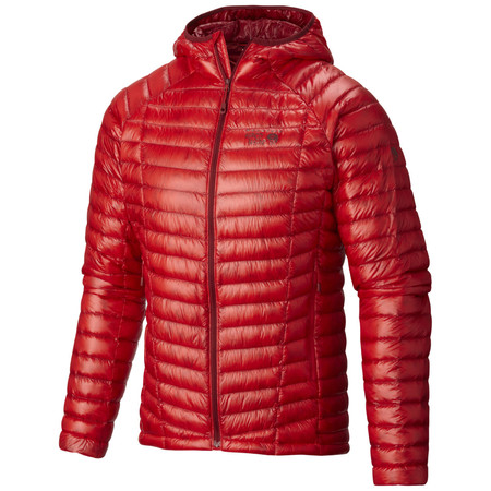 "Mountain Hardwear Ghost Whispererâ""¢ Hooded Down Jacket - Small Red"