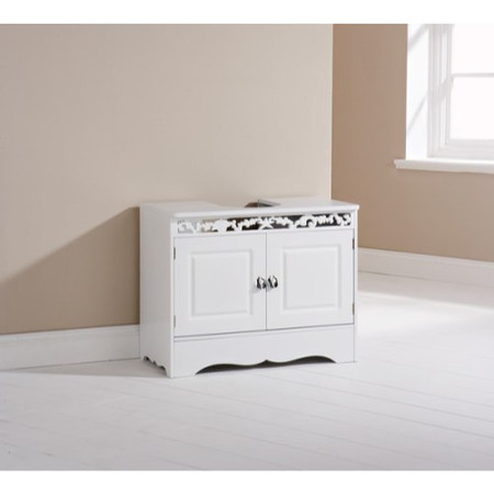 Mountrose Coral Under Basin Unit in White