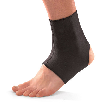 Mueller Neoprene Ankle Support - Extra Large Black