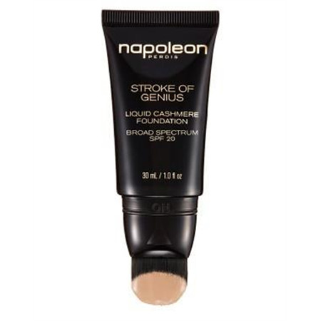 Napoleon Perdis Stroke of Genius Liquid Cashmere Foundation SPF20 Look 2B 30ml