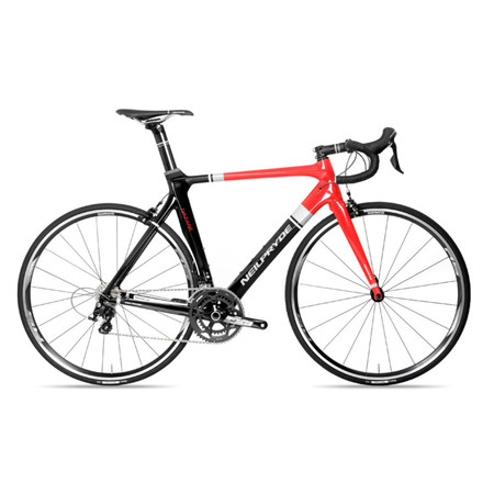 NeilPryde Nazare 105 2015 - L Black/Red/Grey | Road Bikes