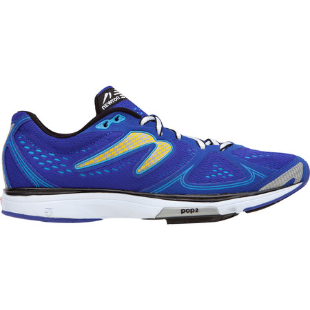Newton Running Shoes Fate () - UK 12 Blue | Cushion Running Shoes