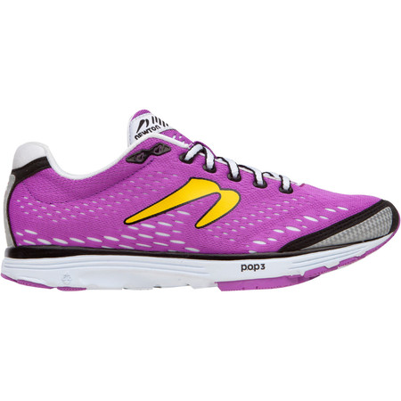 Newton Running Shoes Women's Aha - SS15 - UK 5 Purple/Black