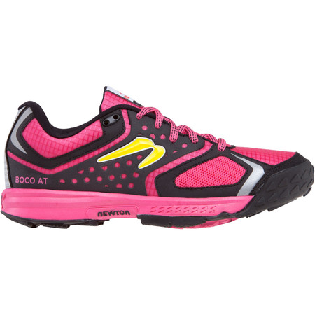 Newton Running Shoes Women's BOCO AT - SS15 - UK 6.5 Pink/Black