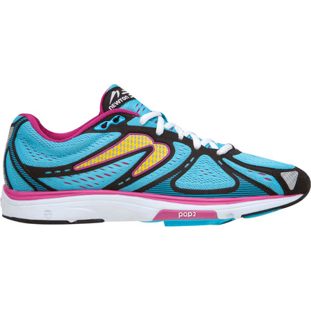 Newton Running Shoes Women's Kismet () - UK 6.5 Blue/Pink