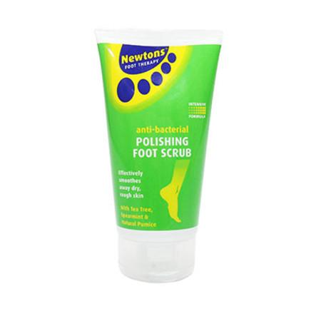 Newtons Anti-bacterial Polishing Foot Scrub 75ml