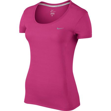 Nike Dri-Fit Contour Short Sleeve Women's (FA15) - X Small