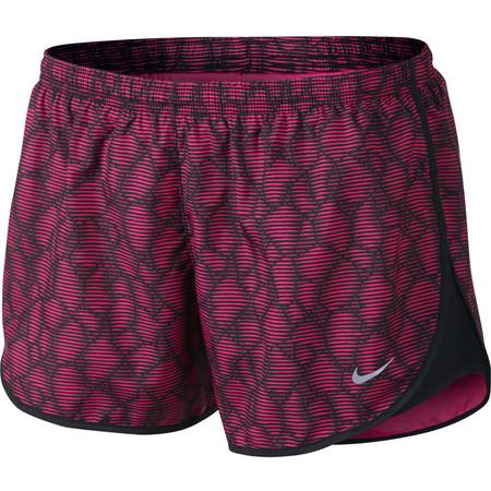 Nike Modern Printed Tempo Women's (FA15) - Large Vivid Pink/Black