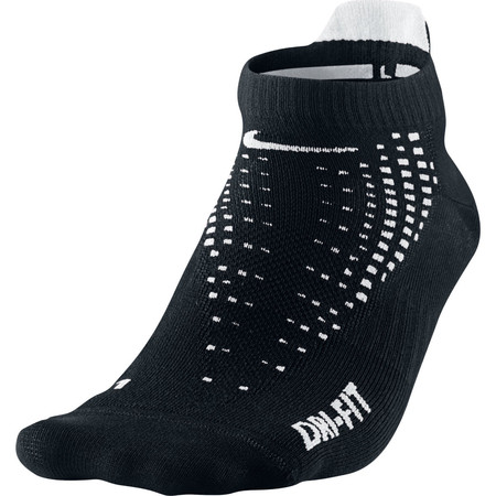 Nike Run Anti Blister Socks (HO15) - Extra Large Black/White