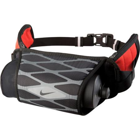 Nike Storm Hydration Waistpack - Black/Grey/Crimson