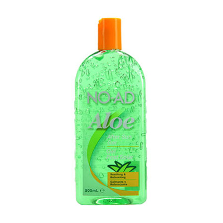 No-Ad After Sun Aloe Vera Gel 500ml