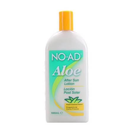 No-Ad After Sun Aloe Vera Lotionl 500ml