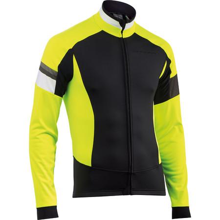 Northwave Arctic jacket (TP) - Extra Extra Large Black/Yellow Fluro