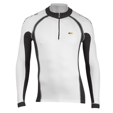 Northwave Force Long Sleeve Jersey - Large White