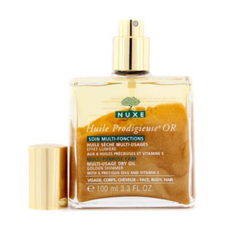 Nuxe Huile Prodigieuse Multi Usage Dry Oil - Golden Shimmer 100ml/3.3oz