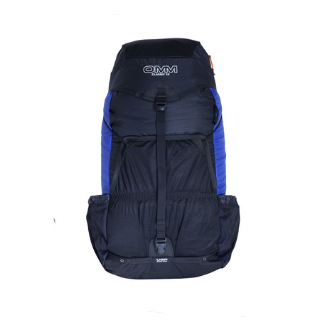 OMM Classic 32 Marathon Pack - One Size Black/Blue | Rucksacks