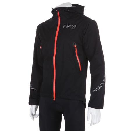 OMM Kamleika Race Jacket II - Small Black | Running Waterproof Jackets