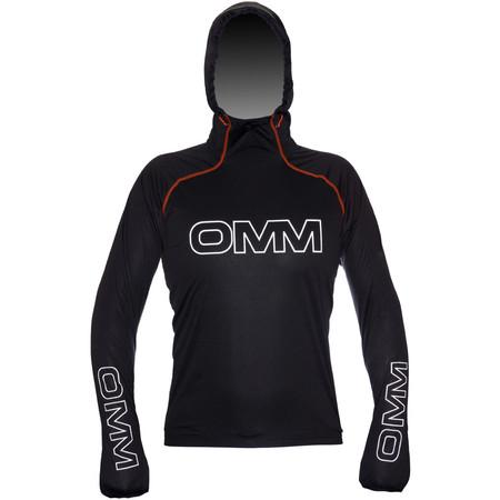 OMM Phantom Hoodie - Small Black | Running Waterproof Jackets