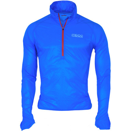 OMM Sonic Smock - Small Blue | Running Windproof Jackets