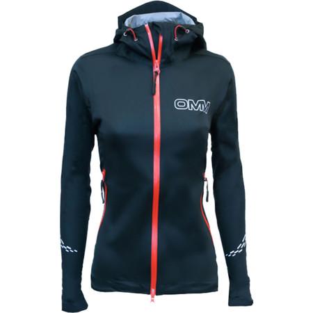 OMM Women's Kamleika Race Jacket - X Small Black