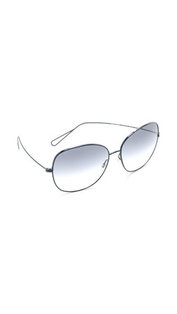Oliver Peoples Eyewear Isabel Marant Par Oliver Peoples Daria Sunglasses - Navy/Twilight Gradient