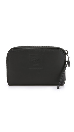 Opening Ceremony Paz Zip Pouch - Black