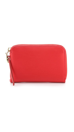 Opening Ceremony Paz Zip Pouch - Tiger Red