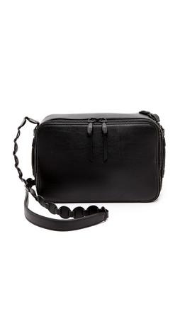 Opening Ceremony Sumi Handbag - Black