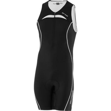 Orca Core Basic Race Suit  2015 - M Black & White | Tri Suits