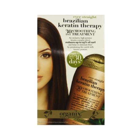 Organix Brazilian Keratin 30 Day Smoothing Treatment Kit