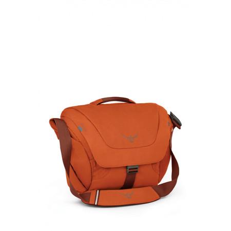 Osprey Flap Jack Courier Bag - One Size Burnt Orange | Messenger Bags