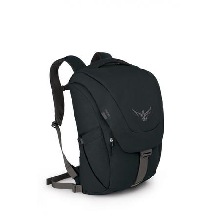 Osprey Flap Jack Pack - One Size Black | Rucksacks