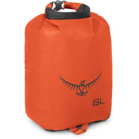 Osprey Ultralight DrySack 6 - One Size Poppy Orange | Travel Bags