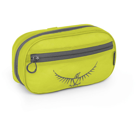 Osprey Wash Bag Zip - One Size Electric Lime | Travel Bags