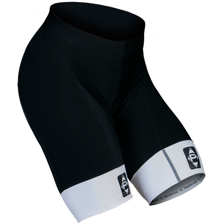 Panache Women's GS Shorts - Medium Black | Lycra Cycling Shorts
