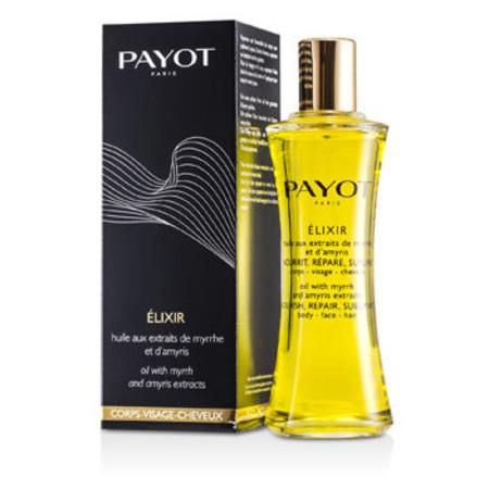 Payot Le Corps Elixir Oil with Myrrh & Amyris Extracts (For Body& Face & Hair) 100ml/3.3oz