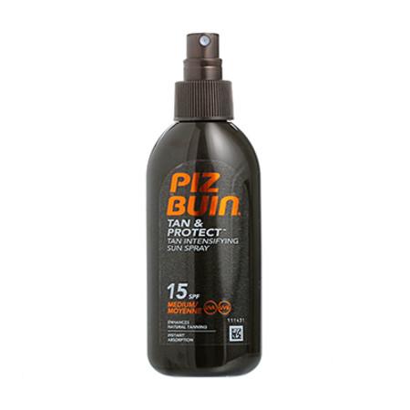Piz Buin Tan Intensifier Spray SPF15 150ml