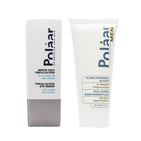 Polaar Men Triple Action Eye Serum 20ml With Free Gift