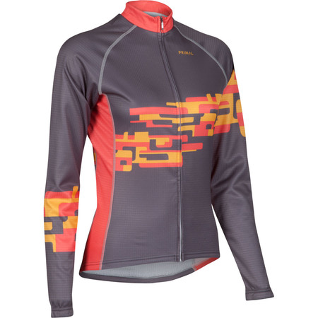Primal Women's Camille Heavyweight Jersey - X Small Grey