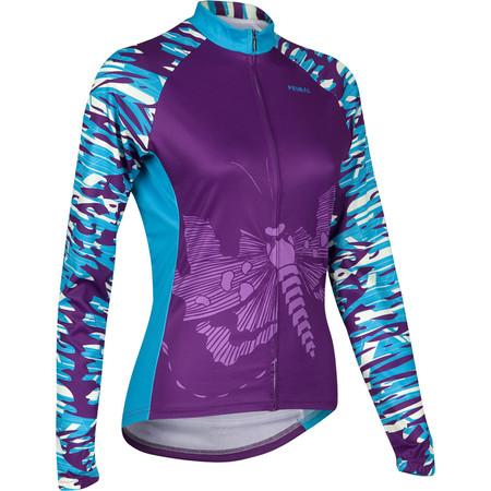 Primal Women's Esperda Long Sleeve Jersey - Medium Purple