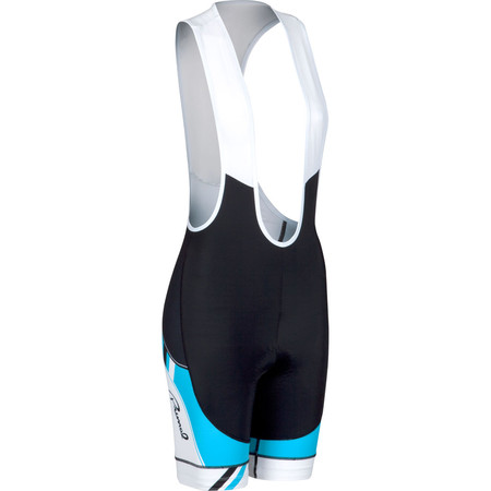 Primal Women's Vangarde Evo Bib Shorts - X Small White/Blue