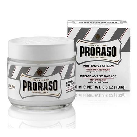 Proraso pre & after shave cream sensitive 100ml