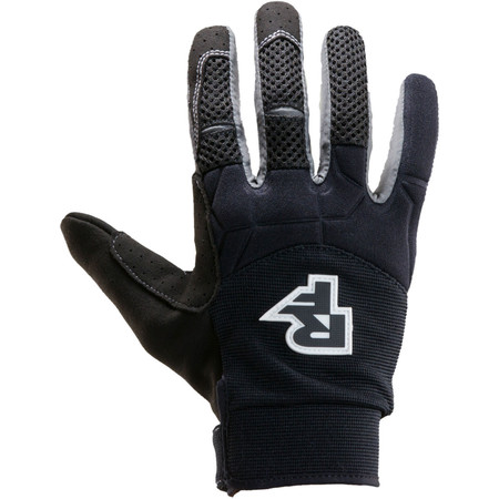 Race Face Indy Glove - X Small Black | Long Finger Gloves